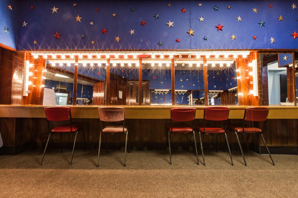 Barrowland ballroom – Chris Leslie-1