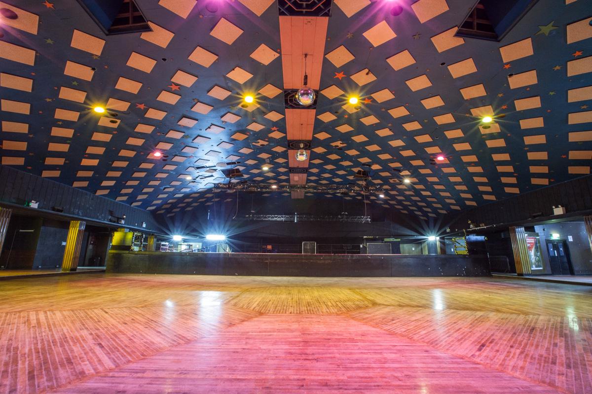 Barrowland ballroom – Chris Leslie-2
