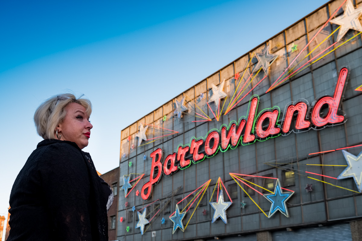 Barrowland ballroom – Chris Leslie-1-2