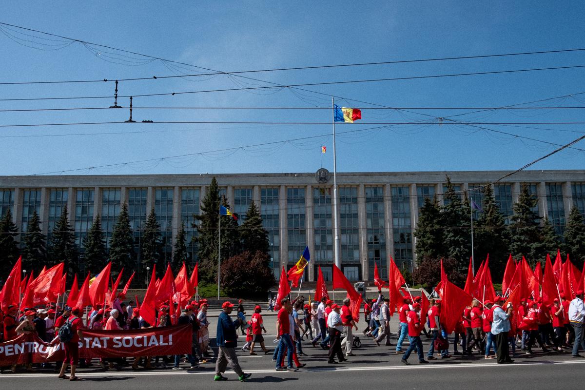 Chișinău, Moldova – 2018