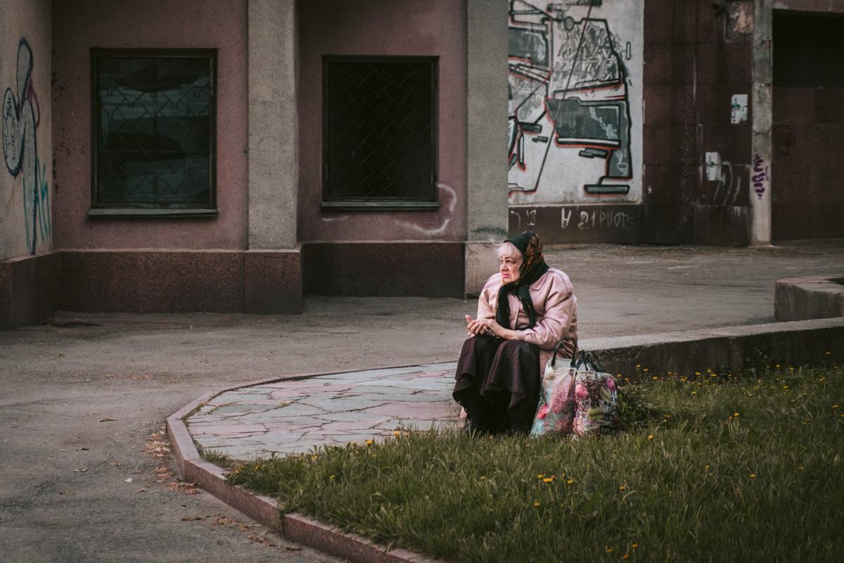 Zhytomyr, Ukraine – 2018